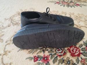 Muške kožne cipele Rieker