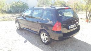 Peugeot 307 2.0HDI Tek reg Uradjeni svi servisi