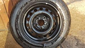 Rezervna guma i felga novo bmw aluminiska