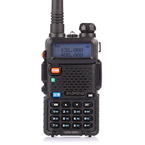 4 x Talkie Walkie Baofeng UV-5R Dual Band motorola