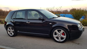Golf 4 1.9 tdi 110 kw
