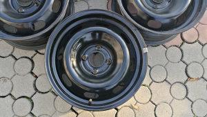 Čelične felge 15 4x108 Peugeot 206 207 208 301307 308
