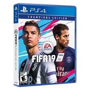 FIFA 19 Champions Edition (PlayStation 4 - PS4)