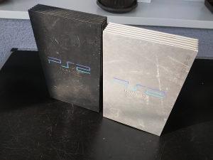 Playstation 2 ps2 playstation2 dijelovi obe konzole15km