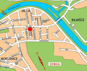 Stan u centru Zenice