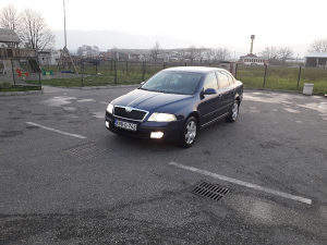 Škoda Octavia A5
