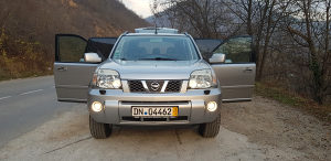 Nissan x trail 4×4 ful oprema 172000 presao