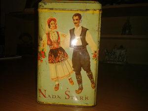 za kolekcionare ex YU kutija NADA STARK