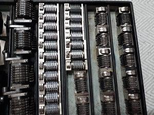 Numeratori za visoku štampu grafopres i cilindar
