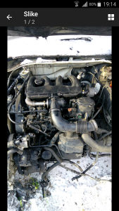 Motor 1.9 pezo-citroen