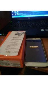 Oukitel u22 mobitel