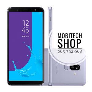 Samsung Galaxy J8 2018 DUOS 3GB RAM 32GB ROM Lavender