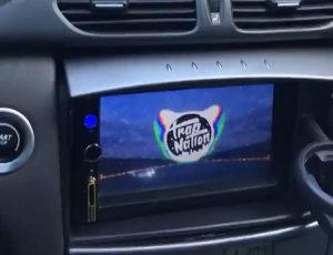 Radio 2 DIN touchscreen 7