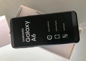 Samsung Galaxy A6 2018 *NOV TELEFON*