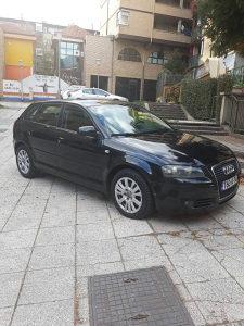Audi A3 s-line 20TDI model 2005 god.