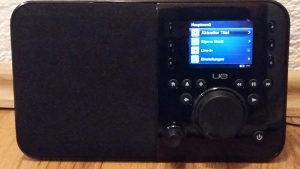 Logitech smart radio