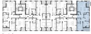 Četverosoban stan 78m2 - Starčevica
