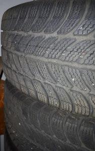 """Zimske gume i 16"""" felge za Peugeot 307, 207, Citroen C4"""
