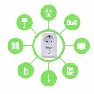 Yongse Wi-Fi pametna smart utičnica, 2 komada