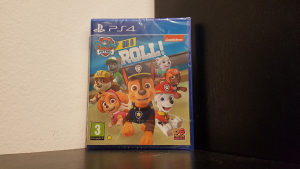 Paw Patrol: On a roll! (Playstation 4 / PS4)