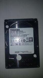 "Hard Disk Toshiba 2.5"" Slim 500GB SATA III"