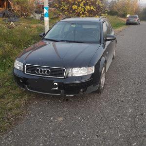 Audi a4 1.8t euro4 nije ocarnjen