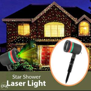 Star Laser Light za dvoriste / Dostava besplatna
