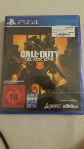 Call of duty black ops 4, ps4