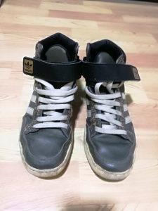 Muske patike Adidas, original, duboke, 42,2/3