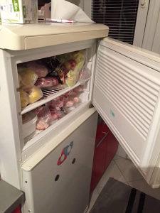 frižider zamrzivač Gorenje