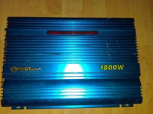 Pojačalo 1800 wati first