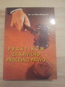 Praktikum za krivicno procesno pravo