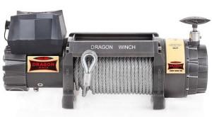 Dragon Winch DWH 9000 HD, vitlo, Off Road