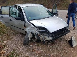 Ford Fiesta 1,4 benzin-plin (havarisan)