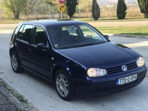 Volkswagen Golf 1.9 TDI BEZPRIJEKORNO STANJE
