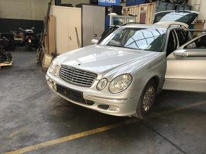 Automobil u dijelovima Mercedes E220CDI