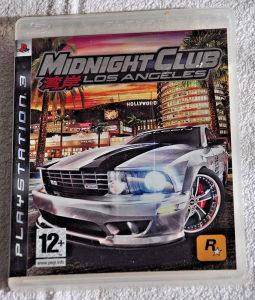 MIDNIGHT CLUB LA PS3