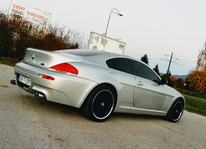 BMW 6, 4.5 645 645ci M6 Plin, MOGUCA JE ZAMJENA