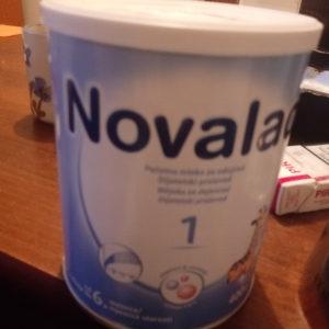Hrana za bebe Novolak neotpakovane