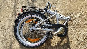 Biciklo city star rasklopivi