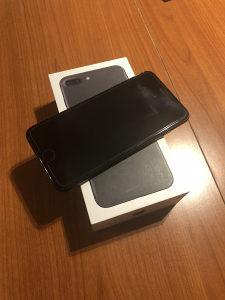 iPhone 7 plus 32gb Black kao nov