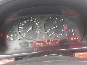 Bmw e39 KILOMETAR SAT cajger benzinac