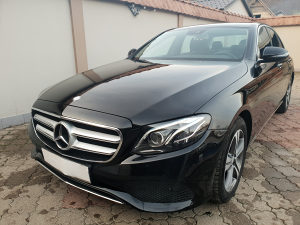 MERCEDES-BENZ E350 CDI 4 MATIC