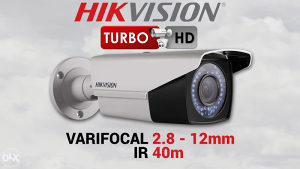 Hikvision 2MP DS-2CE16D1T-AIR3Z (2.8-12mm) 1080p