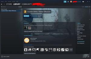 Steam CS GO