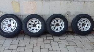 Felge i gume Nissan Terano 15 i 16
