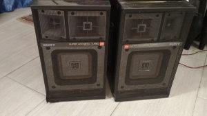 *** Zvucnici Sony Par Made in Japan