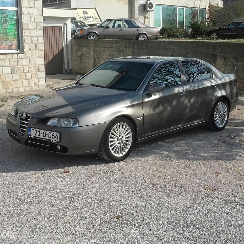 Alfa Romeo 166-2.4 JTD-model 2005-180ks-max Full