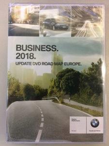 BMW MAPE NAVIGACIJA BUSINESS 2018 E46 E39 E60 X5 X6 DVD