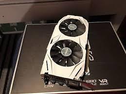 ASUS DUAL GTX 1070 8GB GDDR5 PCIE